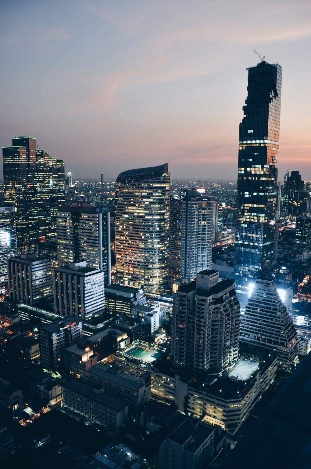 Come muoversi a Bangkok - Marco monogatari